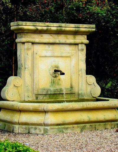 Pfälzer Brunnen Werkstatt Bassinbrunnen No.24