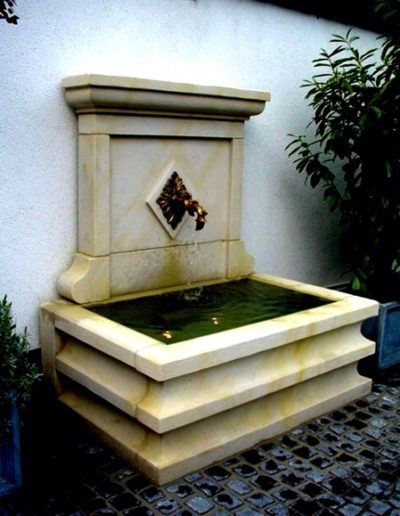 Pfälzer Brunnen Werkstatt Bassinbrunnen No.26