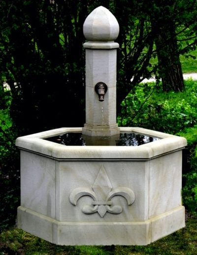 Pfälzer Brunnen Werkstatt Dorfbrunnen No.16