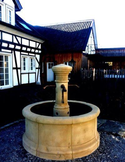 Pfälzer Brunnen Werkstatt Dorfbrunnen No.21