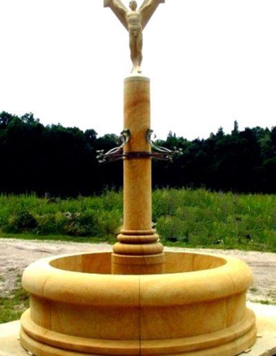 Pfälzer Brunnen Werkstatt Marktbrunnen No.1