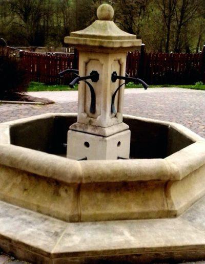 Pfälzer Brunnen Werkstatt Marktbrunnen No.13