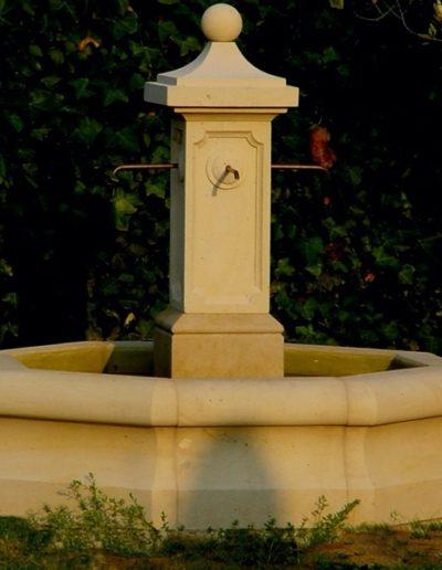 Pfälzer Brunnen Werkstatt Marktbrunnen No.14