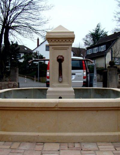 Pfälzer Brunnen Werkstatt Marktbrunnen No.18