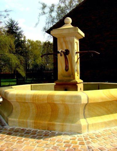 Pfälzer Brunnen Werkstatt Marktbrunnen No.19