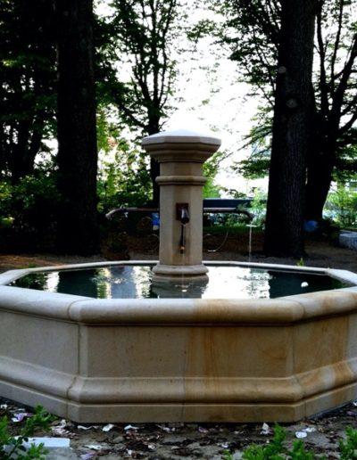 Pfälzer Brunnen Werkstatt Marktbrunnen No.2
