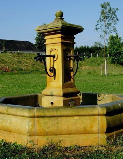 Pfälzer Brunnen Werkstatt Marktbrunnen No.20