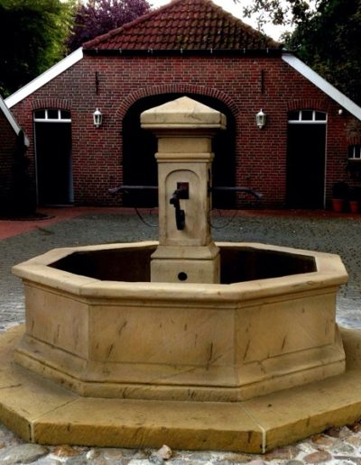 Pfälzer Brunnen Werkstatt Marktbrunnen No.28