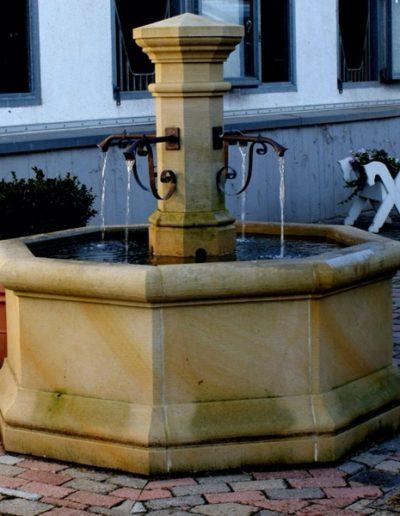 Pfälzer Brunnen Werkstatt Marktbrunnen No.33