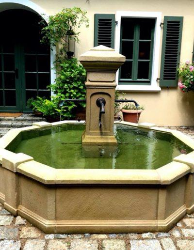 Pfälzer Brunnen Werkstatt Marktbrunnen No.36