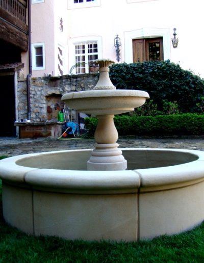 Pfälzer Brunnen Werkstatt Parkbrunnen No.10
