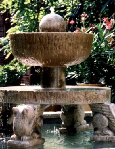 Pfälzer Brunnen Werkstatt Parkbrunnen No.4