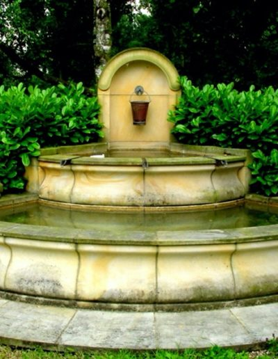 Pfälzer Brunnen Werkstatt Parkbrunnen No.9