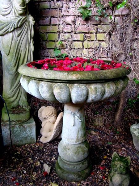 No.14 - toscanischer Sandsteinbrunnen nach historischem Vorbild