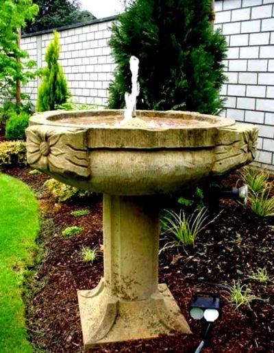Pfälzer Brunnen Werkstatt Säulenbrunnen No.22