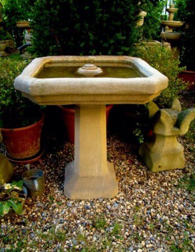 Pfälzer Brunnen Werkstatt Säulenbrunnen No.53