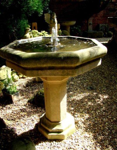Pfälzer Brunnen Werkstatt Säulenbrunnen No.54
