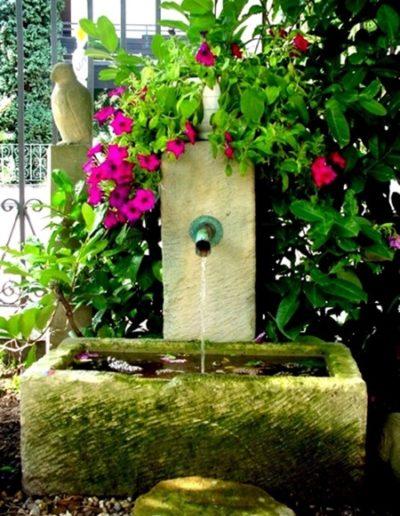 Pfälzer Brunnen Werkstatt Trogbrunnen No.15