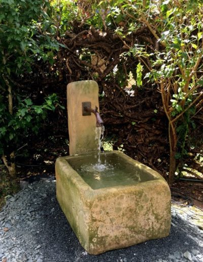 Pfälzer Brunnen Werkstatt Trogbrunnen No.16