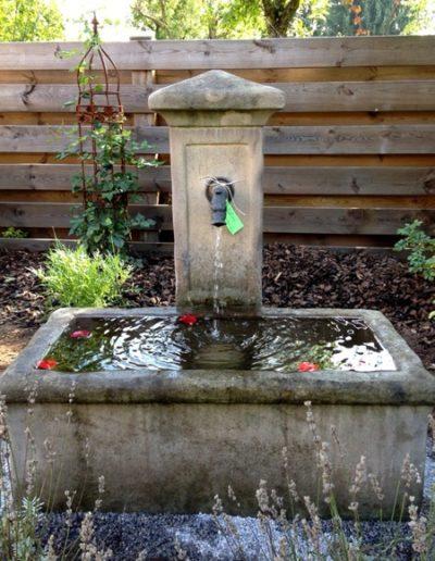 Pfälzer Brunnen Werkstatt Trogbrunnen No.19