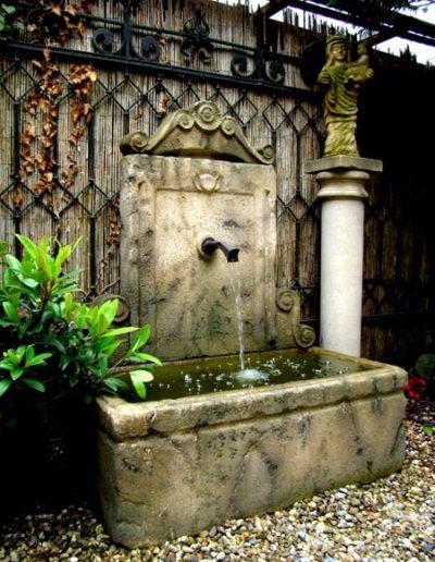 Pfälzer Brunnen Werkstatt Trogbrunnen No.26