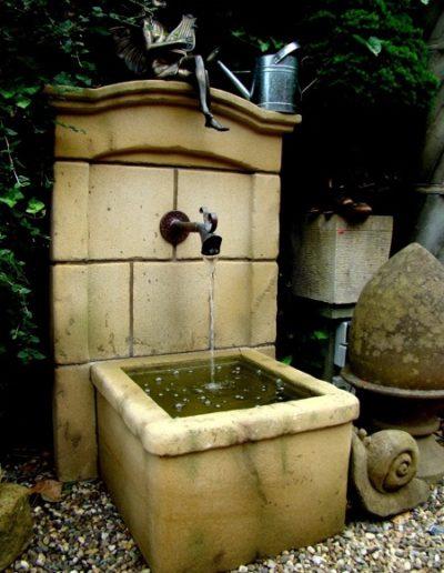 Pfälzer Brunnen Werkstatt Trogbrunnen No.29