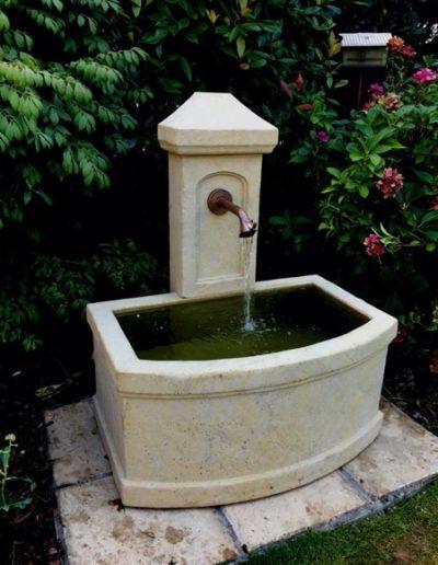 Pfälzer Brunnen Werkstatt Trogbrunnen No.40