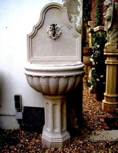 Pfälzer Brunnen Werkstatt Wandbrunnen No.14