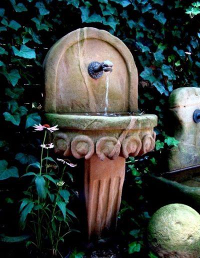 Pfälzer Brunnen Werkstatt Wandbrunnen No.15