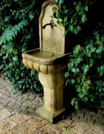 Pfälzer Brunnen Werkstatt Wandbrunnen No.21