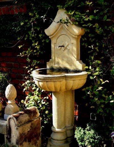 Pfälzer Brunnen Werkstatt Wandbrunnen No.26