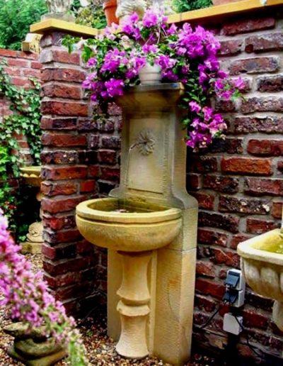 Pfälzer Brunnen Werkstatt Wandbrunnen No.3