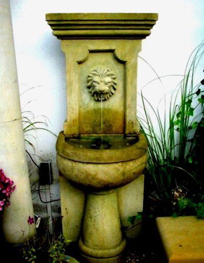 Pfälzer Brunnen Werkstatt Wandbrunnen No.31