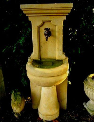 Pfälzer Brunnen Werkstatt Wandbrunnen No.32