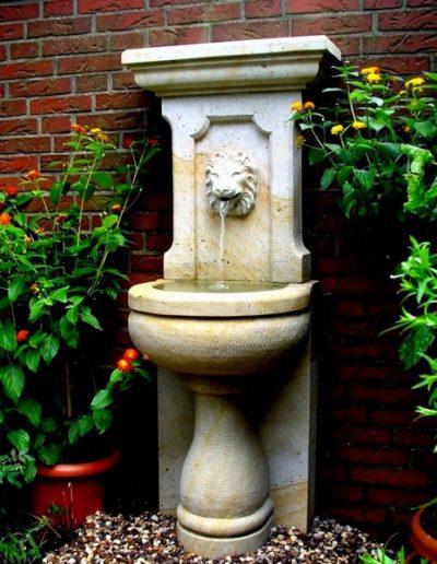 Pfälzer Brunnen Werkstatt Wandbrunnen No.34