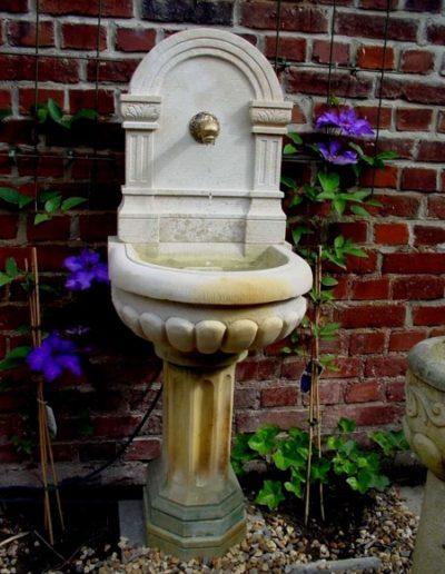 Pfälzer Brunnen Werkstatt Wandbrunnen No.35