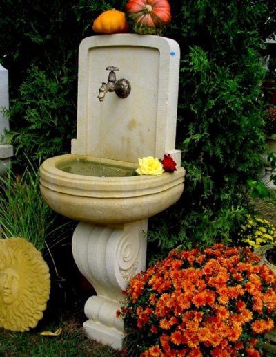Pfälzer Brunnen Werkstatt Wandbrunnen No.36