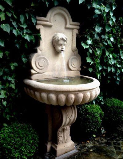 Pfälzer Brunnen Werkstatt Wandbrunnen No.45