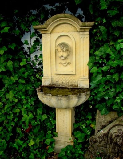 Pfälzer Brunnen Werkstatt Wandbrunnen No.46