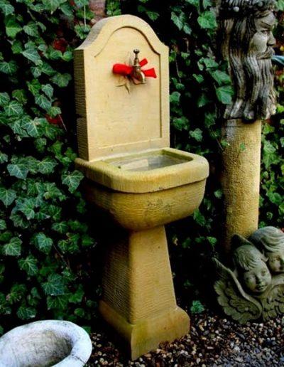 Pfälzer Brunnen Werkstatt Wandbrunnen No.9