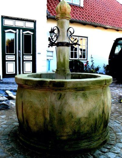 Pfälzer Brunnen Werkstatt antike Brunnen No.11