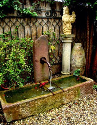 Pfälzer Brunnen Werkstatt antike Brunnen No.15