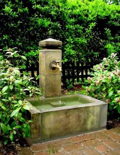 Pfälzer Brunnen Werkstatt antike Brunnen No.17