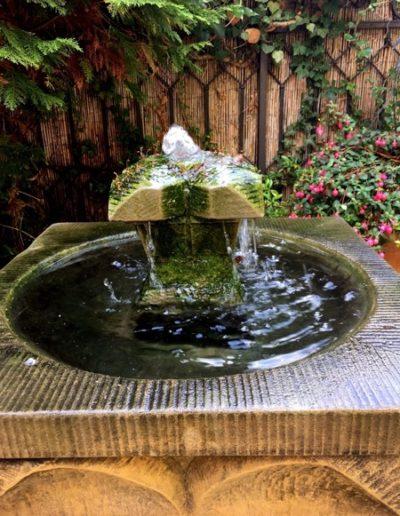 Pfälzer Brunnen Werkstatt antike Brunnen No.19