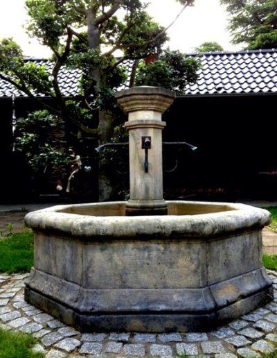 Pfälzer Brunnen Werkstatt antike Brunnen No.2
