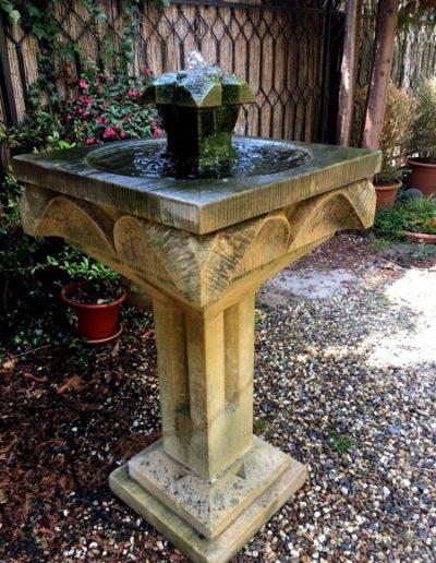 Pfälzer Brunnen Werkstatt antike Brunnen No.20