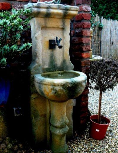 Pfälzer Brunnen Werkstatt antike Brunnen No.21