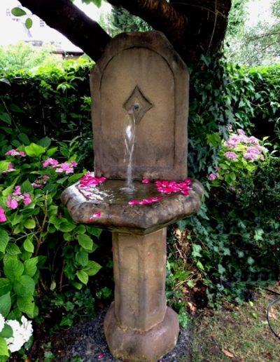 Pfälzer Brunnen Werkstatt antike Brunnen No.23