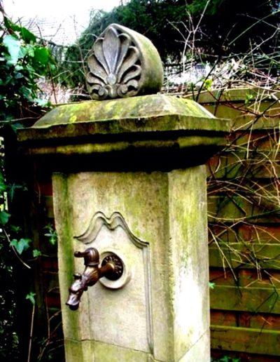 Pfälzer Brunnen Werkstatt antike Brunnen No.24