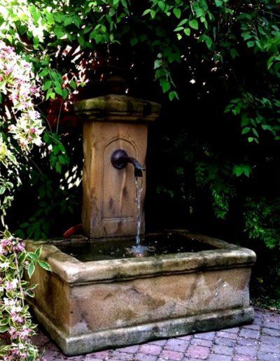 Pfälzer Brunnen Werkstatt antike Brunnen No.26